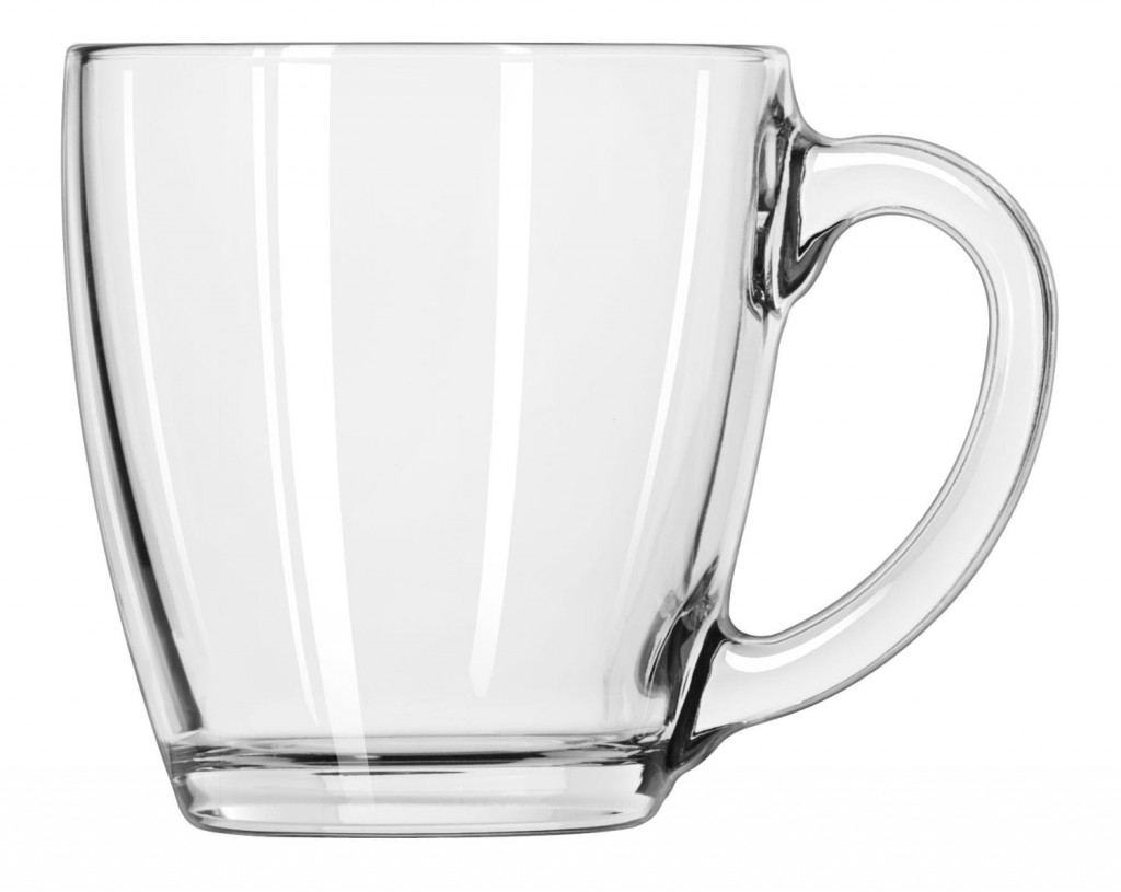 Libbey 15-1 2-Ounce Tapered Mug