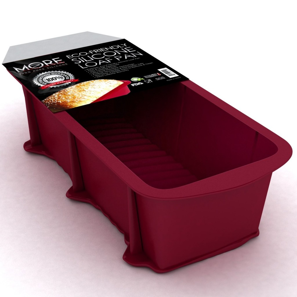 Premium ECO - friendly Silicone Loaf Pan