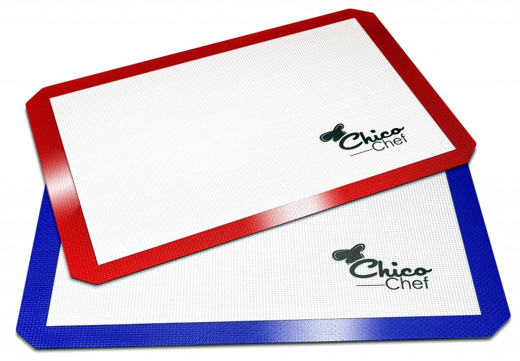 Silicone Baking Mat Set - Comes