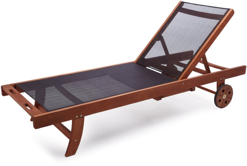 Strathwood Basics Chaise Lounge Chair