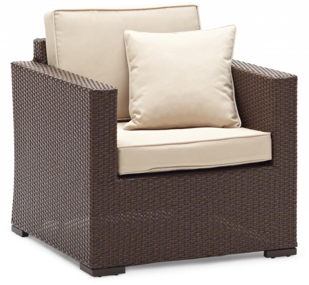Strathwood Griffen All-Weather Wicker Chair