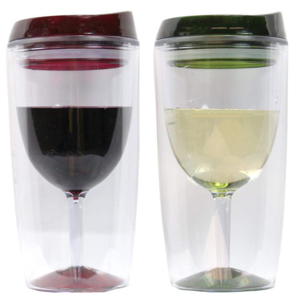 Vino Luxe Insulated Wine 10 oz Tumbler