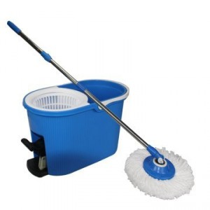 Spin Mop and Bucket - Make cleaning easier than ever