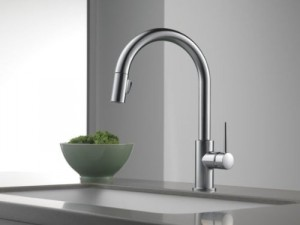 Pull-down Kitchen Faucet - Functional, beautiful addition to your kitchen