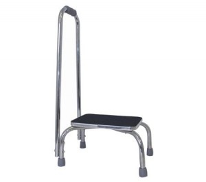 Foot Stool With Handle - Make your life easier and safer
