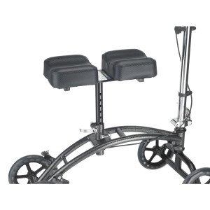 Steerable Knee Walker - A comfortable pain free alternative to crutches