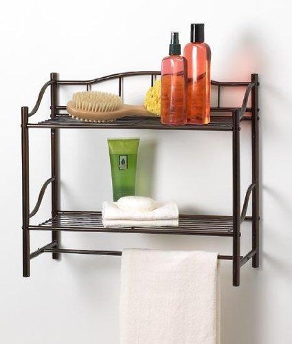 5 Best Bathroom Wall Shelf Make Organization Easier