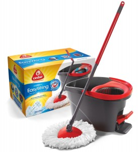5 Best Spin Mop and Bucket – Make cleaning easier than ever