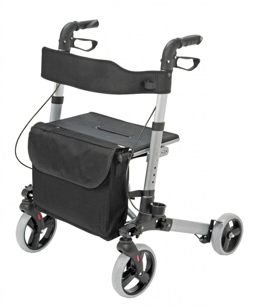 5 best rollator walker great mobility aid tool box for Mobility walker