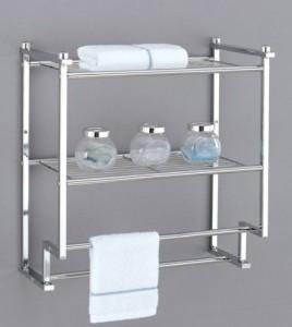 5 Best Bathroom Wall Shelf – Make organization easier