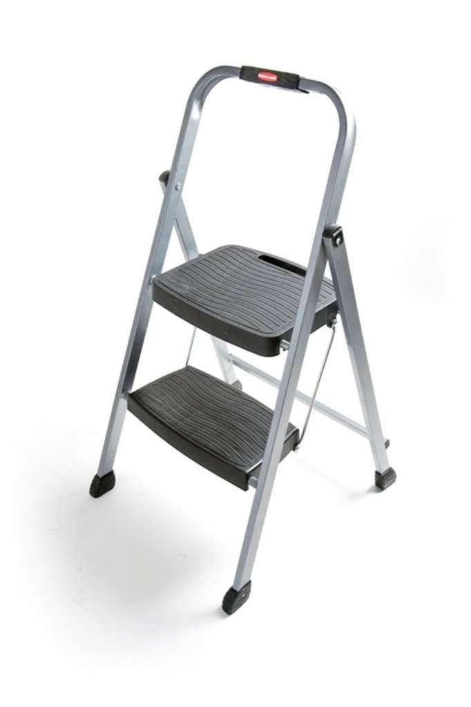 Rubbermaid Two Step Folding Stool