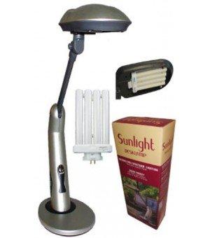 Sunlight Desk Lamp Natural Full Spectrum Sun Light