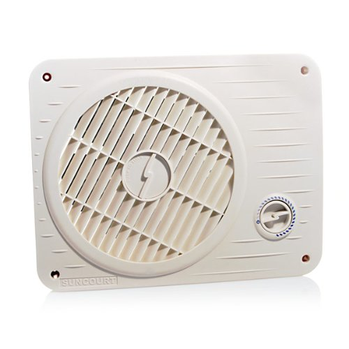 Thruwall Room To Room Fan : Best room to fan balance two rooms temperatures