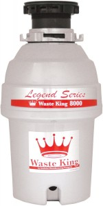 5 Best Waste King Continuous-Feed Garbage Disposal – get rid of waste immediately