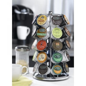 K-cup Carousel - Perfect way to display your K-Cups