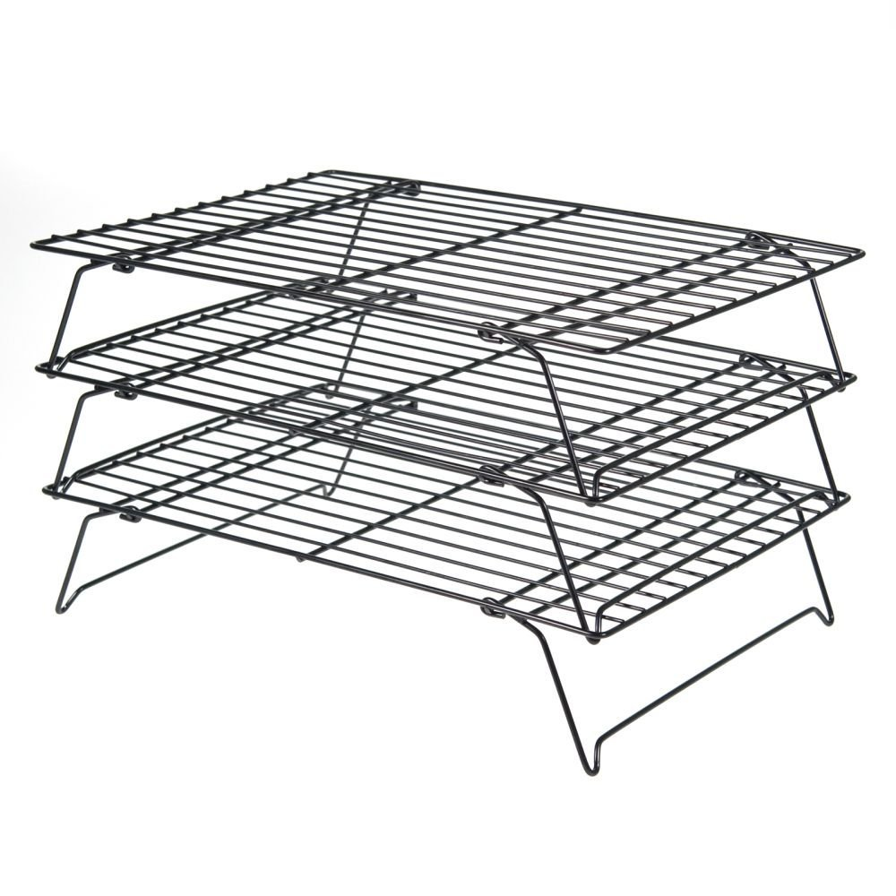 three Tier Cooling Rack - Must have to limited counter space
