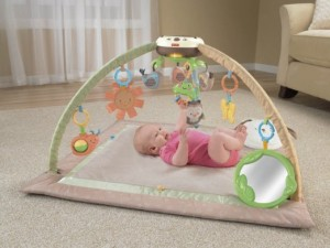 Fisher Price Play Gym - Keep your baby comfortable and happy