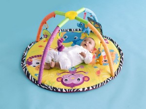 Play Gym - Great item for mom and baby to enjoy