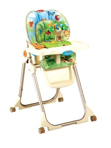 Fisher-Price High Chair - Mealtime has never been easier
