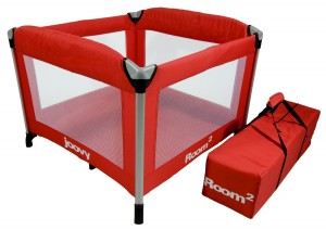 Portable Playard - Create safe area for your baby to play