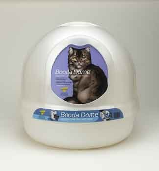 Booda Dome Covered Cat Litter Box