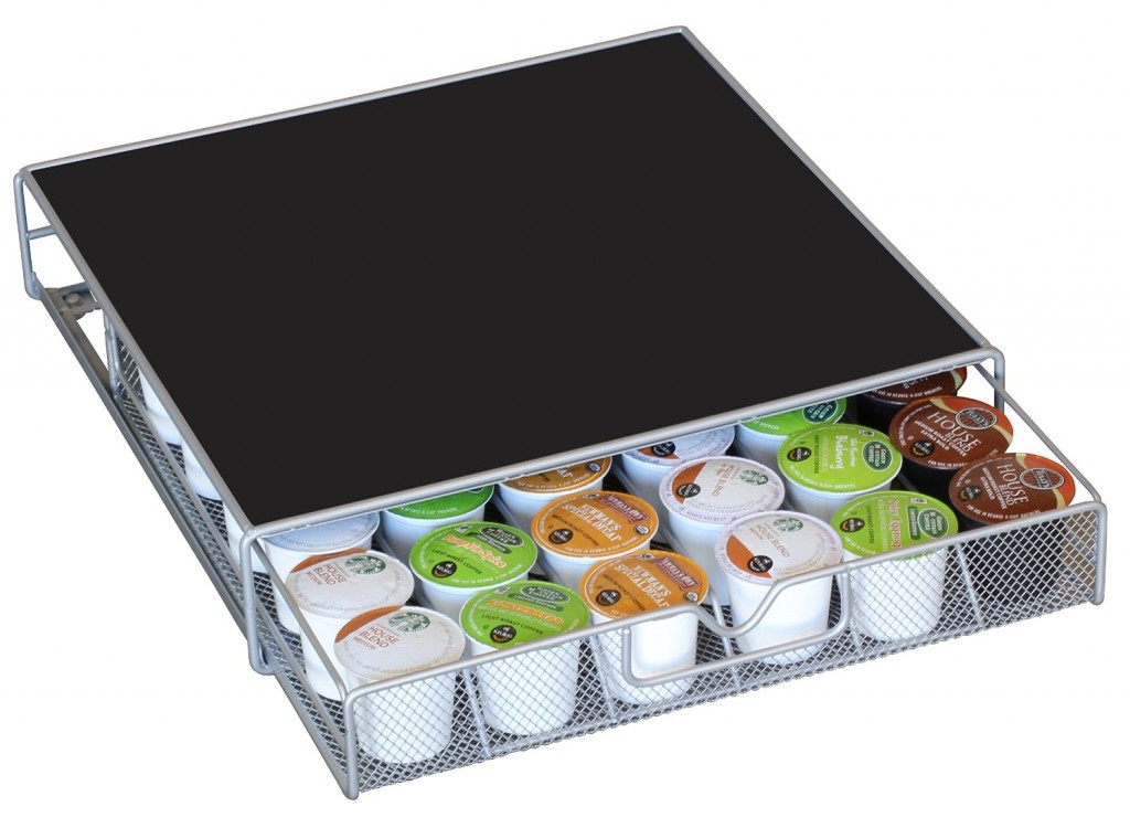 5 Best Storage Drawer For 36 K Cups Great For Any Keurig