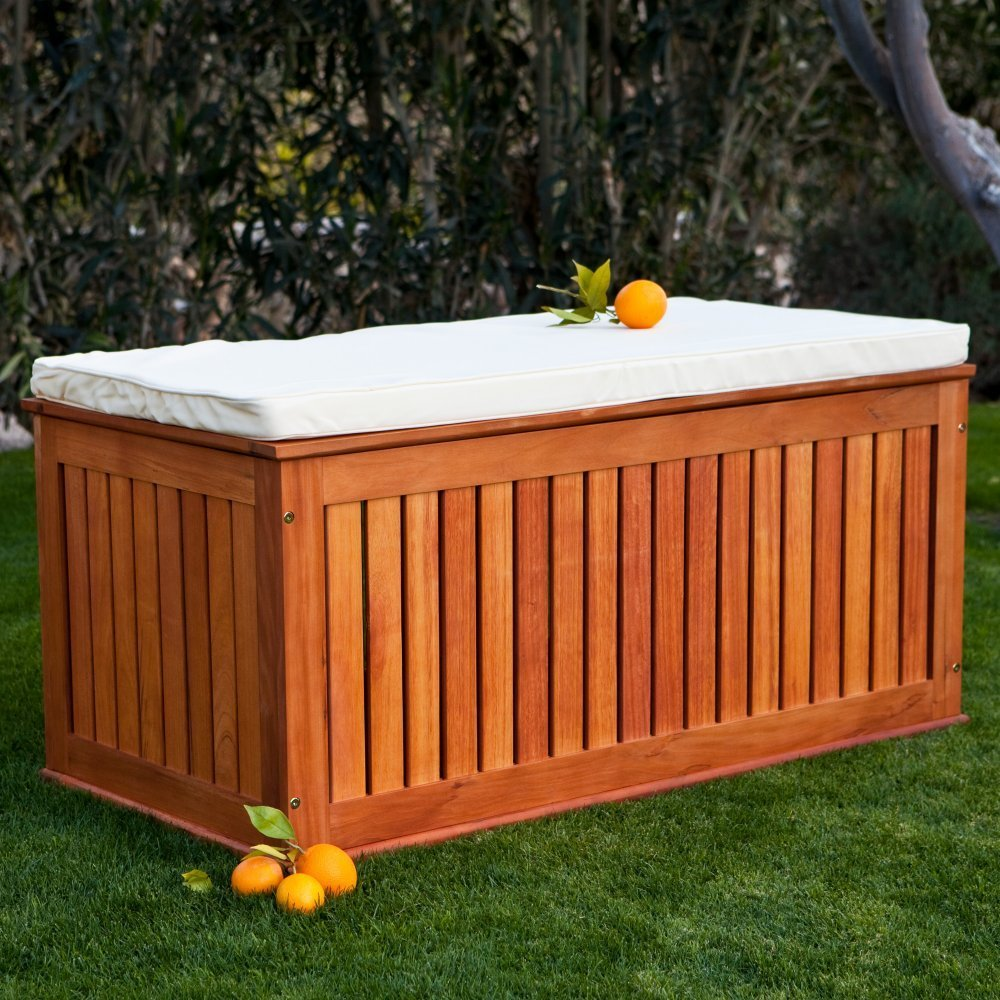5 Best Wood Deck Box – Durable and stylish solution for ...