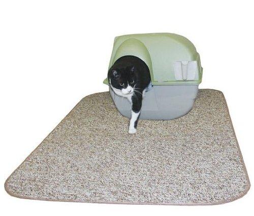 5 Best Cat Litter Mat No More Kitty Litter On The Floor