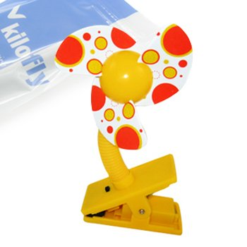 KF Baby Clip-On Mini Stroller Fan