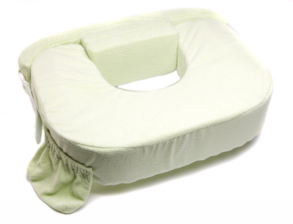 My Brest Friend Twins Plus Deluxe Nursing Pillow