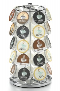 5 Best K-cup Carousel – Perfect way to display your K-Cups