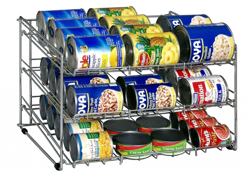 5 Best Can Rack Neatly Organize Your Kitchen Cabinets And Pantry Tool Box