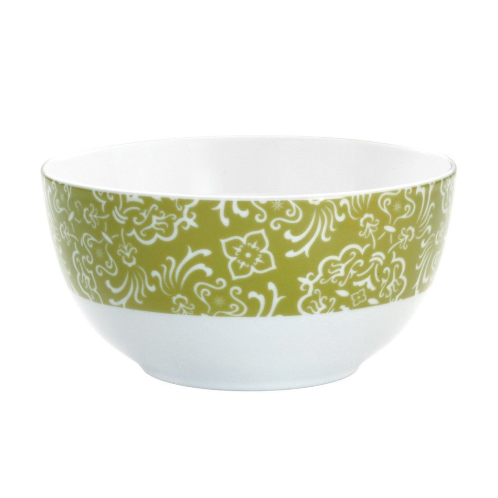 Rachael Ray Dinnerware Curly-Q Cereal Bowl Set