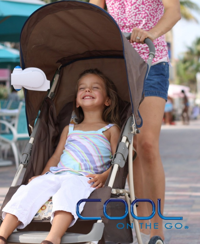 Stroller Fan-Cool on the Go