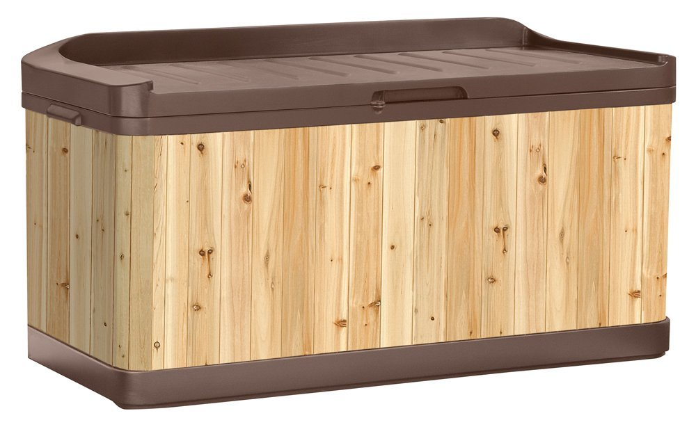 Genial 5 Best Wood Deck Box Durable And Stylish Solution For