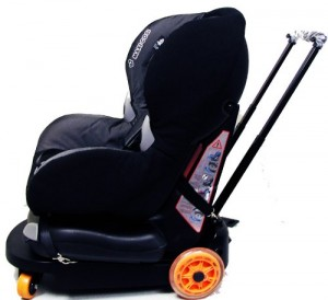 Car Seat Travel Cart - A must have for traveling families