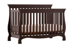 4 in 1 Convertible Crib - Perfect for your little angel