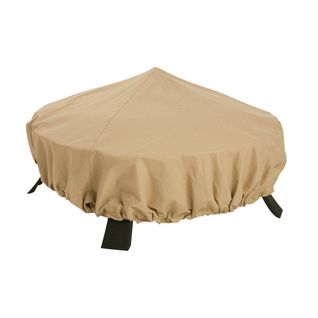5 Best Round Fire Pit Cover No More Rain Snow And Sun