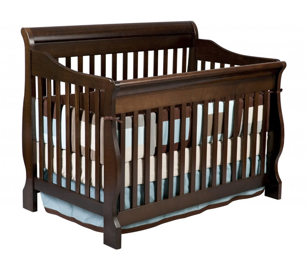 5 Cool Cribs That Convert To Full Beds: 5 Best 4 In 1 Convertible Crib