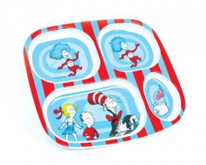 Divided Plates for Baby - Give your child variety of healthy foods at mealtime