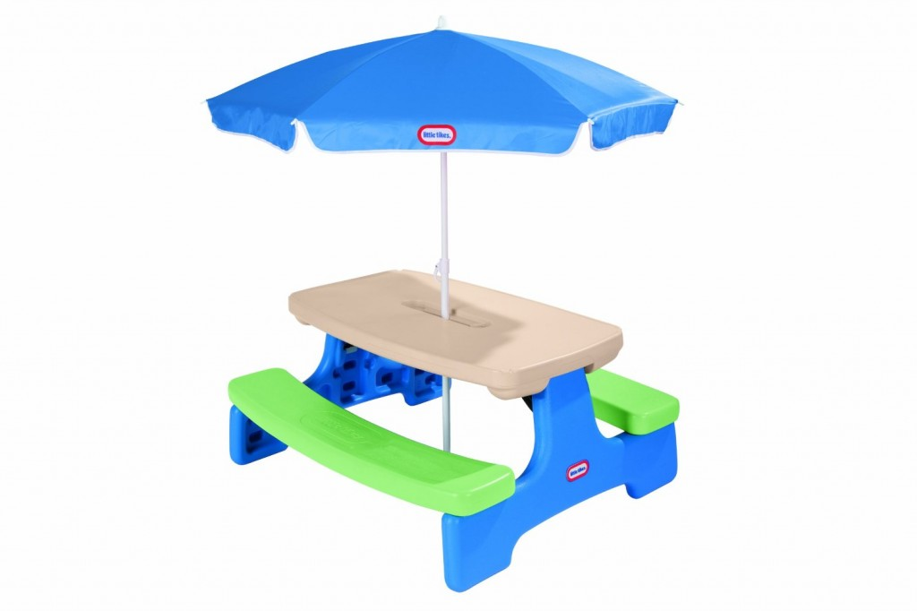 5 Best Picnic Table With Umbrella For Kids Fun And