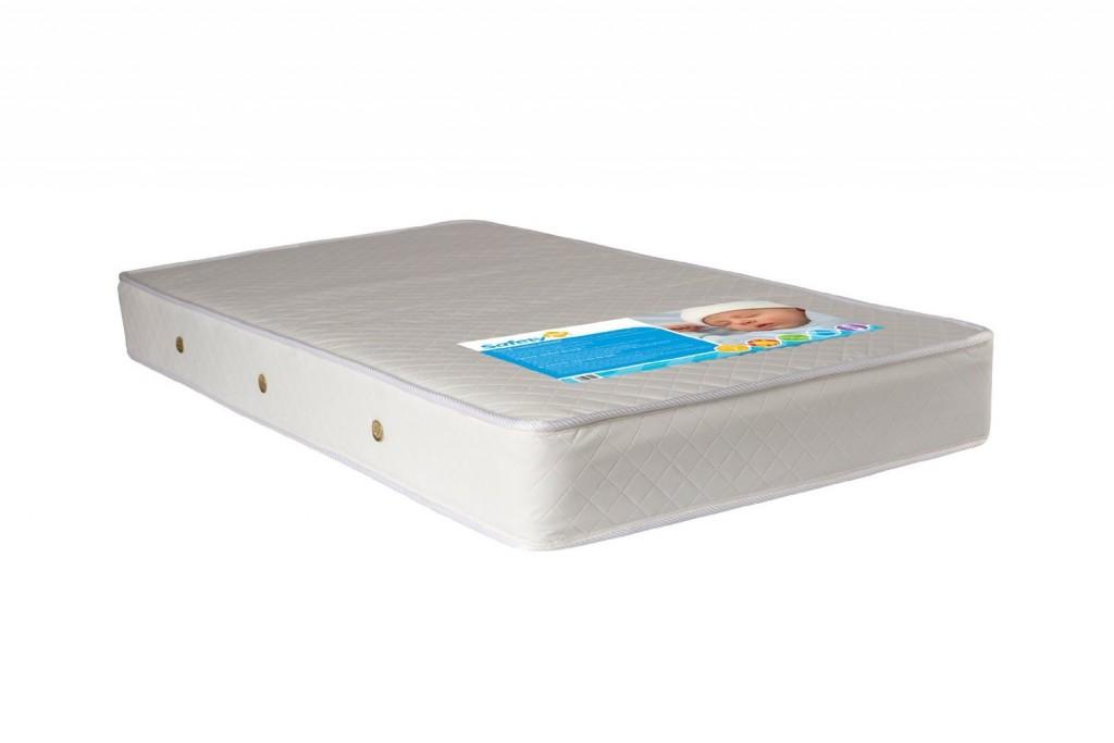 Safety 1st Heavenly Dreams White Crib Mattress Reviews Safety 1st Heavenly Dreams White Crib Mattress 3 | Bed Mattress Sale