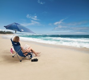 Shade Chair - Provide protection from the sun for a great day outside