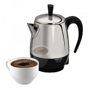Stainless Steel Coffee Percolator - Great for any coffee lover