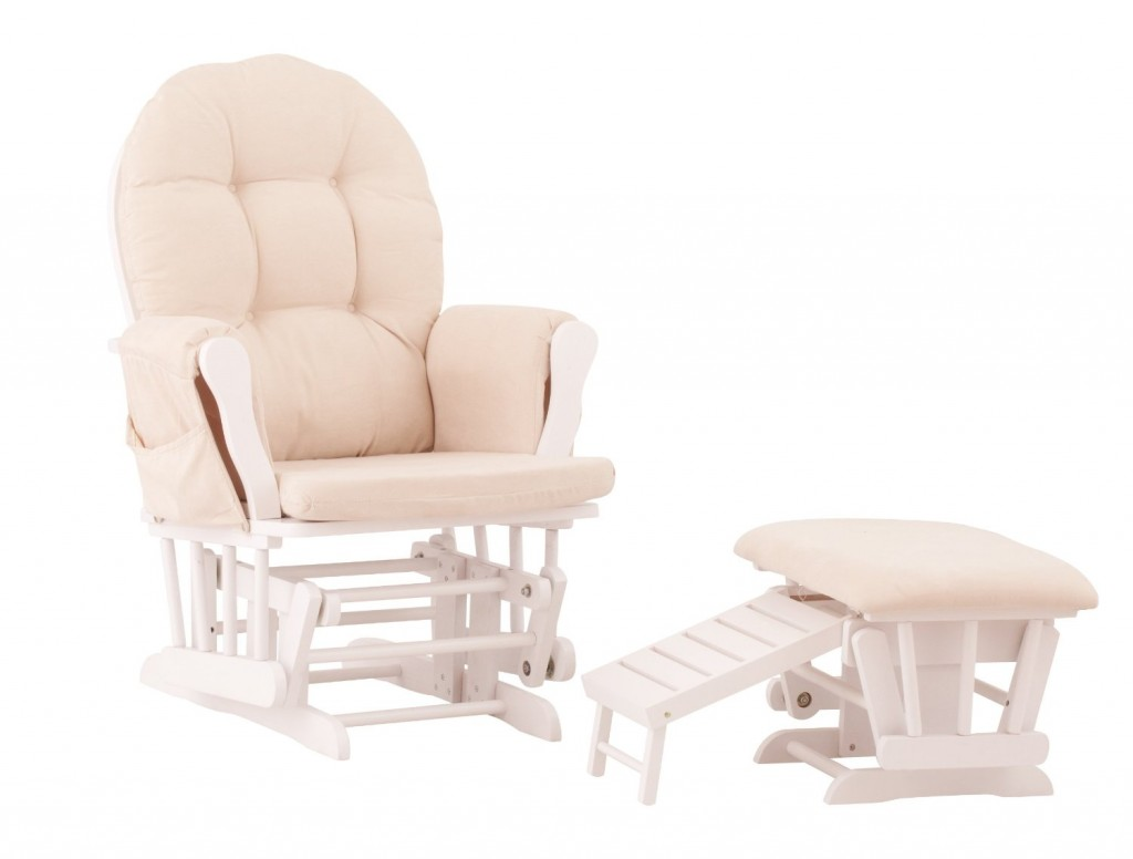 5 Best Glider And Ottoman For Nursery Make Feeding Your