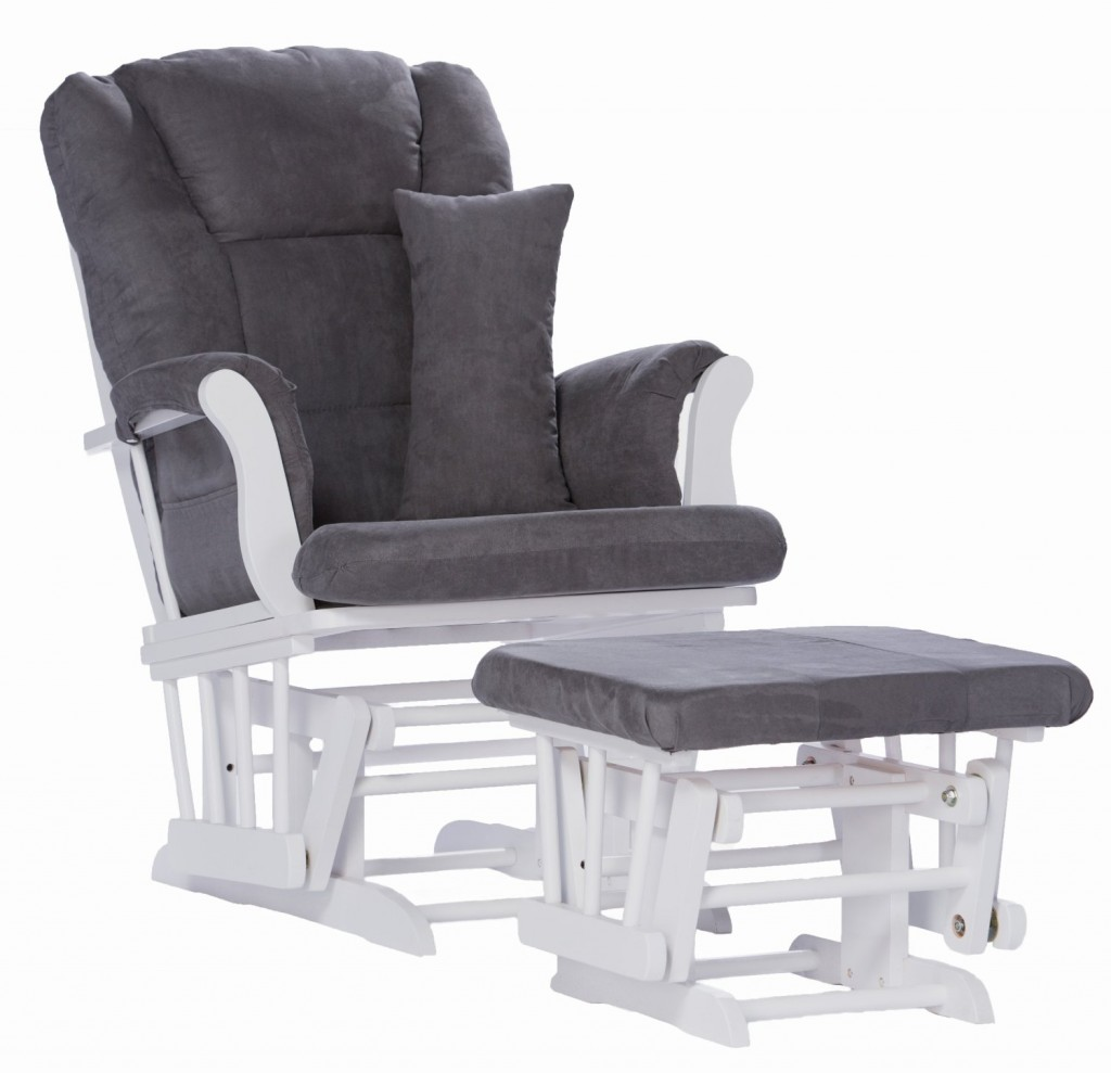 5 best glider and ottoman for nursery make feeding your for Chaise bercante