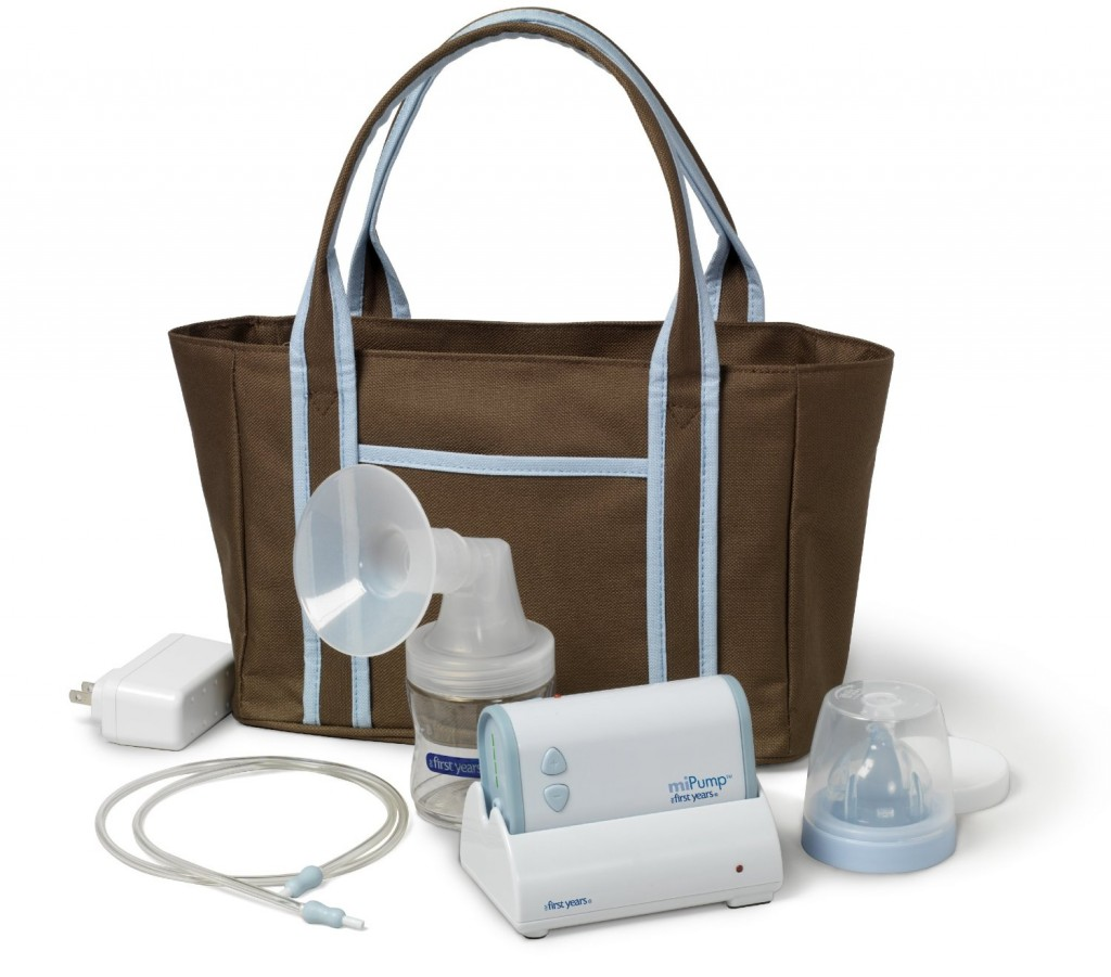 The First Years Breastflow Mipump