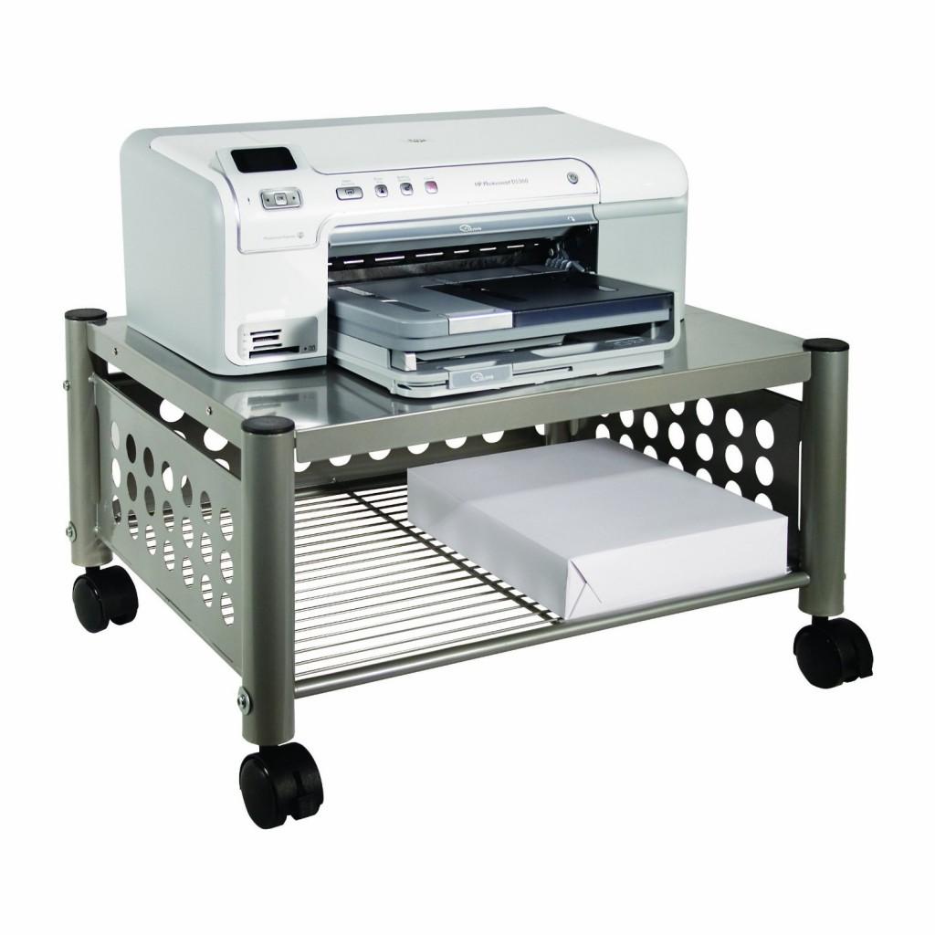 5 Best Underdesk Printer Stand – Make your workday run