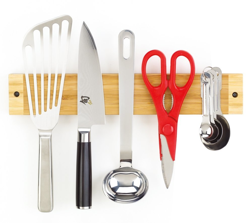 5 Best Wood Magnetic Knife Holder Great Addition To Any Kitchen Tool Box