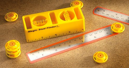 how to make a magnetic stud finder
